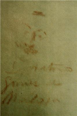 Antonio Gómez Díaz Abogado, Portrait by Picasso