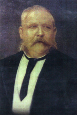 Antonio Gomez de la Riva Abogado, Mayor of Malaga